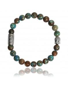 Bracelet Pierre de Phoenix et Bouddha