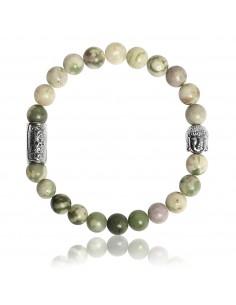 Bracelet Jade de la Paix et...